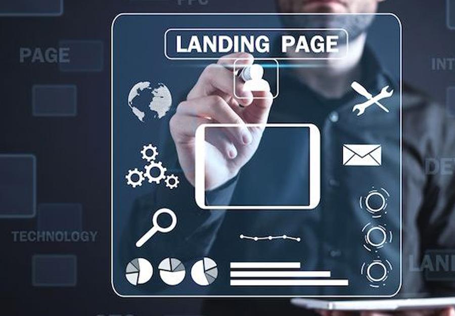 création d'une landing page pourquoi ? comment ?