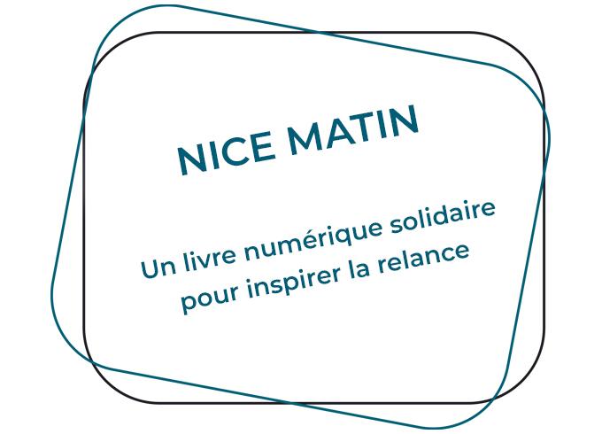8 mai 2020 - Nice Matin Numérique - Retombée presse