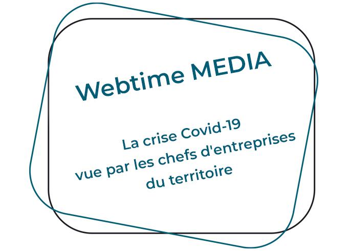 15 mai 2020 - WEBtime media - Retombée presse