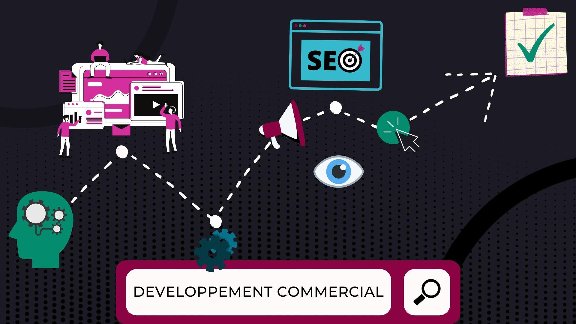 Les 5 points qui font de votre site internet un outil de développement commercial