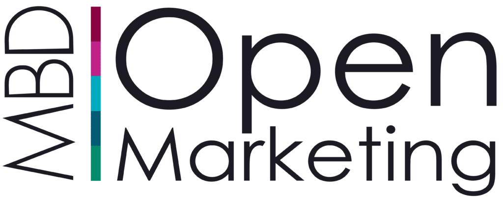 logo open marketing